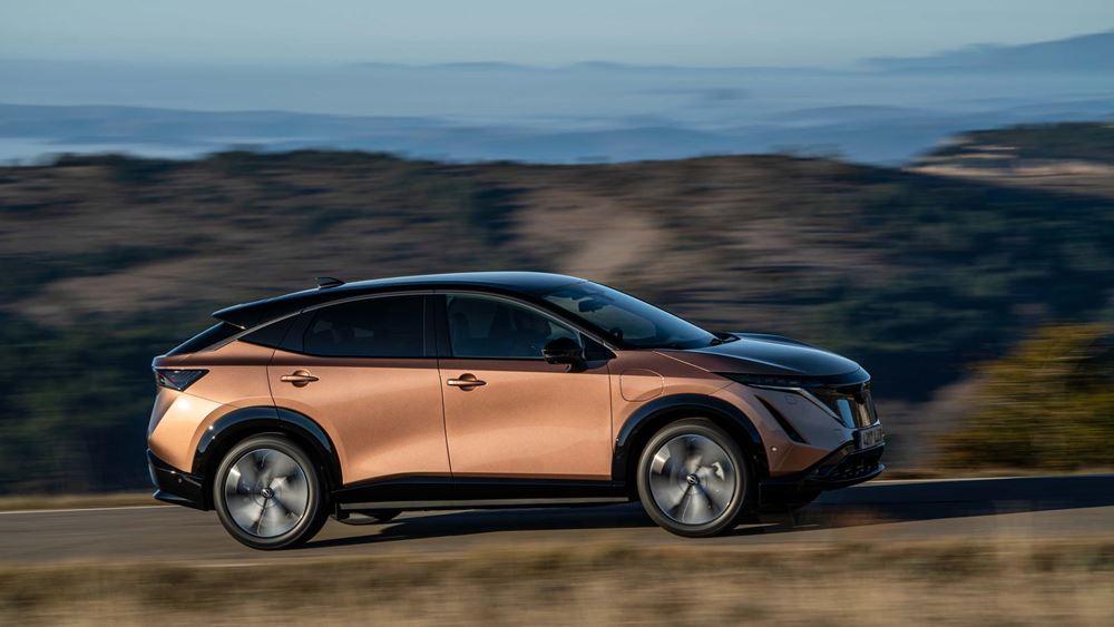 Ξεκινούν οι προ-παραγγελίες του Nissan Aryia στη Νορβηγία
