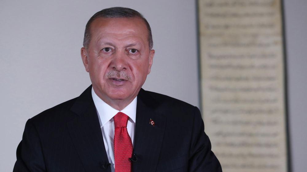 Τουρκία: Ελεύθεροι υπό όρους οι ναύαρχοι που επέκριναν τον Ερντογάν για τη διώρυγα Κωνσταντινούπολης