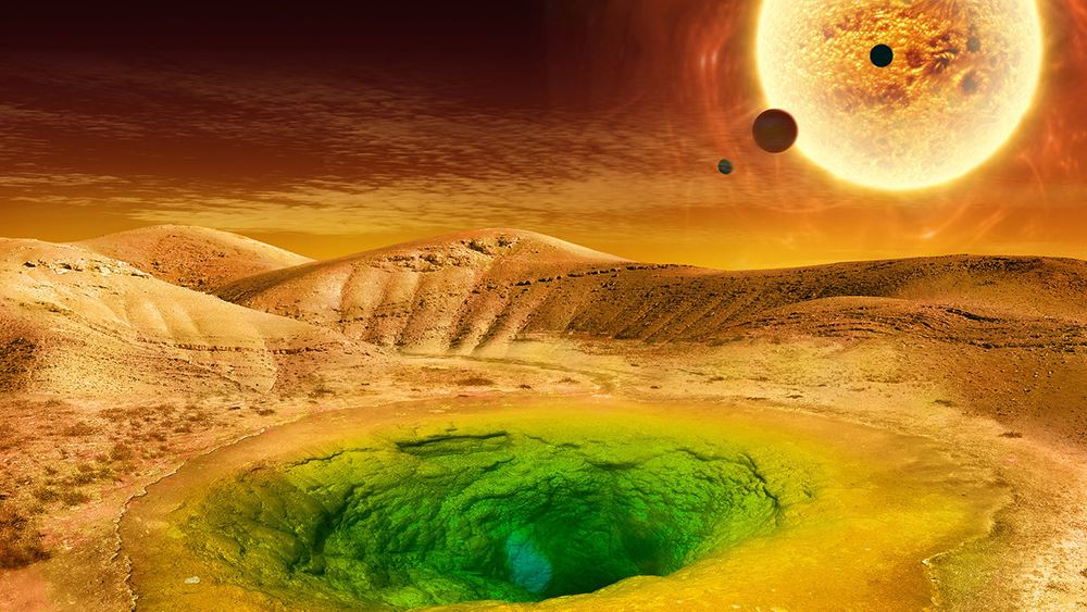 Οι επτά πιο ενδιαφέροντες εξωπλανήτες που ανακαλύφθηκαν το 2018