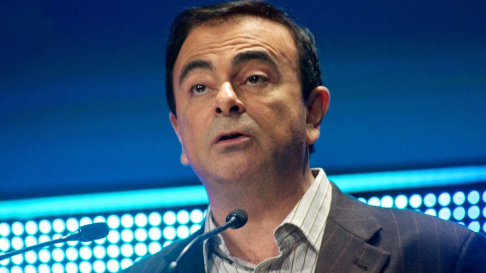 Παραιτήθηκε ο διευθύνων σύμβουλος και πρόεδρος της Renault