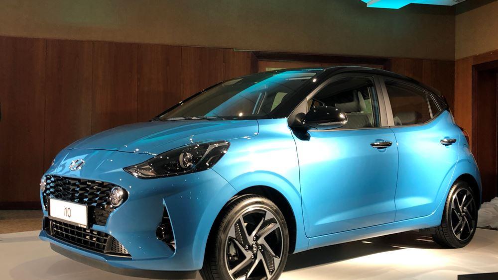 Στην Ελλάδα το νέο Hyundai i10