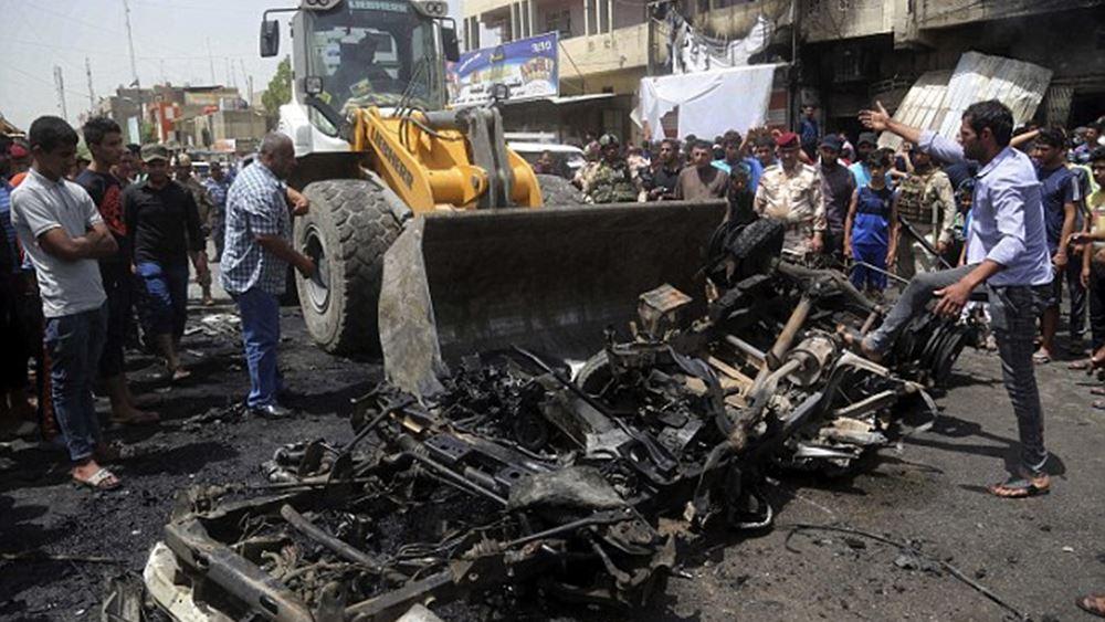 Ιράκ: Δύο νεκροί από έκρηξη βόμβας στη Βαγδάτη