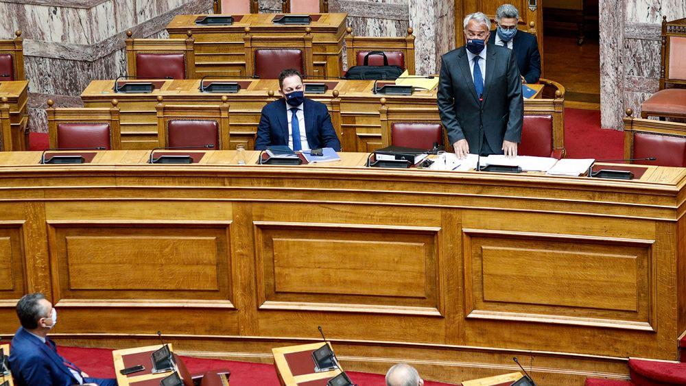 Αντιπαραθέσεις των εκπροσώπων των κομμάτων στο νομοσχέδιο για την ψήφο των αποδήμων