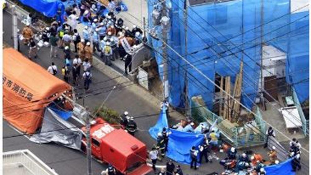 Επίθεση με μαχαίρι στο Καβασάκι: Πληροφορίες για τρεις νεκρούς, συμπεριλαμβανομένου του δράστη