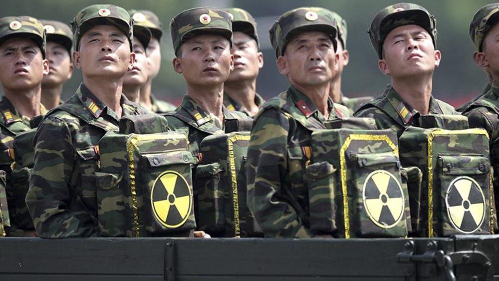 Η Βόρεια Κορέα φαίνεται να επανέφερε σε λειτουργία τον πυρηνικό αντιδραστήρα στη Γιονγκμπιόν