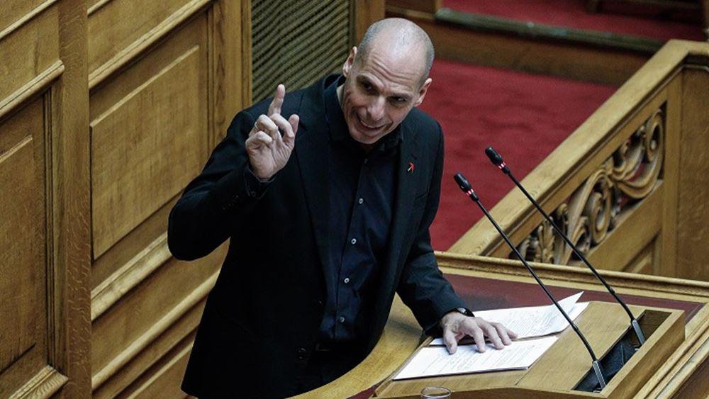 """Αποκάλυψη Βαρουφάκη για την """"πολιτική επιλογή"""" της κυβέρνησης Τσίπρα να """"τσακίσει"""" τη μεσαία τάξη"""