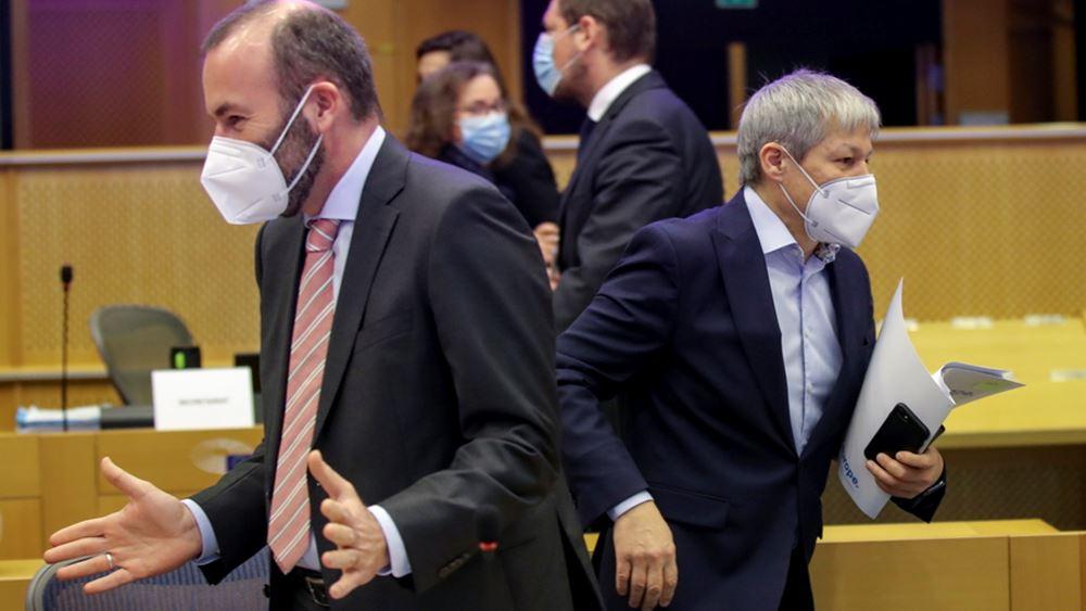 Βέμπερ (ΕΛΚ): Ψευδαίσθηση τα περί ένταξης της Τουρκίας στην ΕΕ, να σταματήσει η ενταξιακή διαδικασία