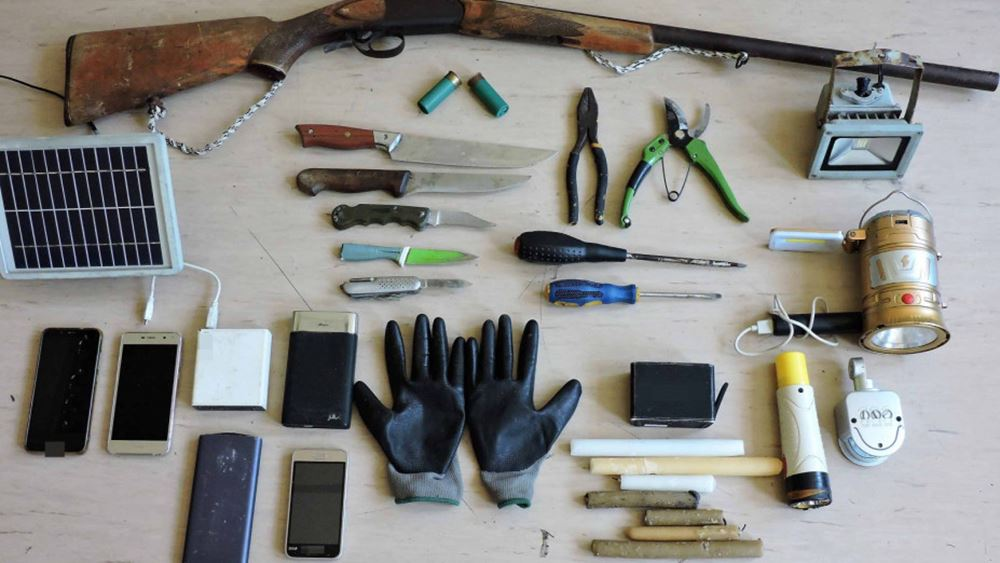 """Κέρκυρα: Οπλισμένος σαν """"αστακός"""" ήταν ο 47χρονος βιαστής αλλοδαπής"""