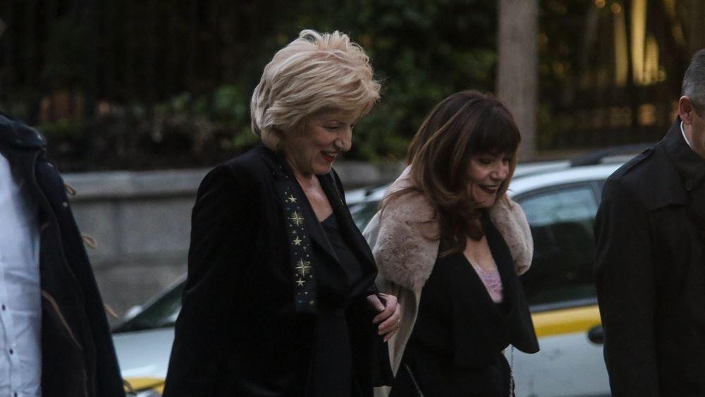 Αναγνωστοπούλου: Η κυρία Μενδώνη διαψεύδει τη σύμβαση που έφερε στη Βουλή