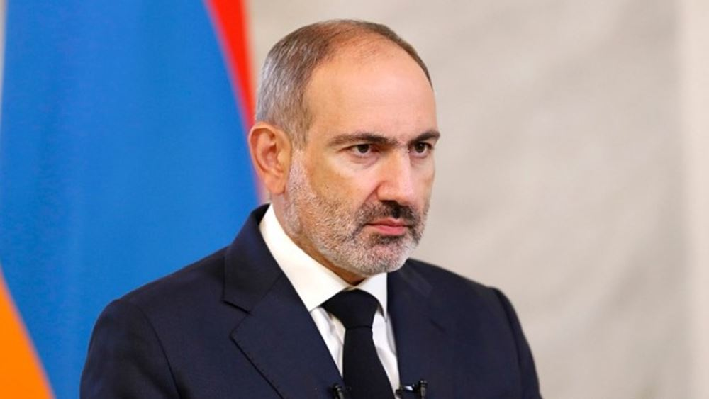 Ο πρωθυπουργός Πασινιάν κατηγορεί το Αζερμπαϊτζάν ότι εισέβαλε σε αρμενικό έδαφος