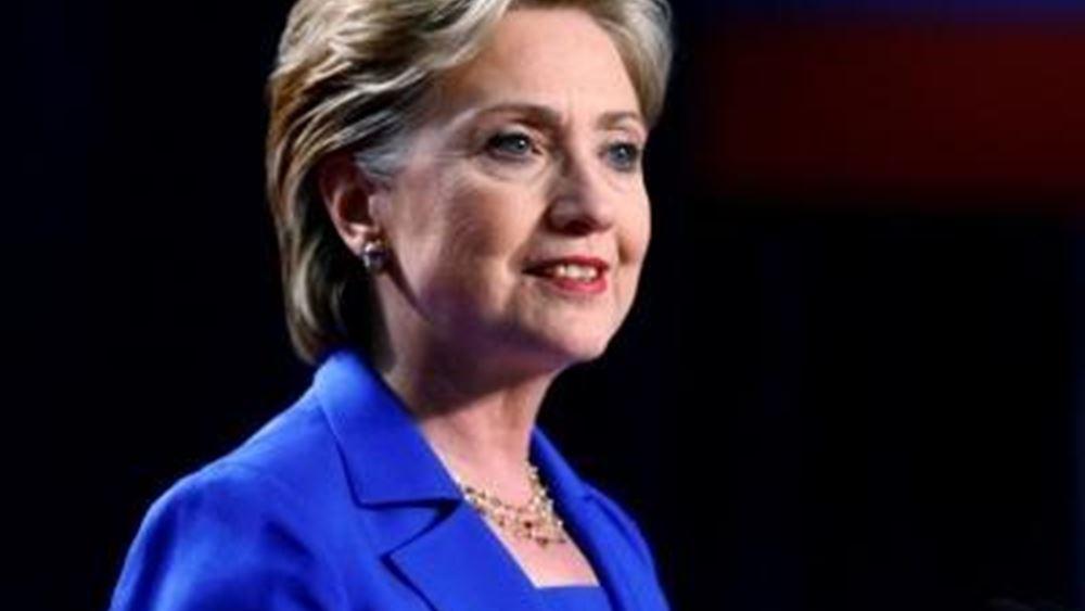 ΗΠΑ: Βρέθηκε εκρηκτικός μηχανισμός στην αλληλογραφία του Μπιλ και της Χίλαρι Κλίντον