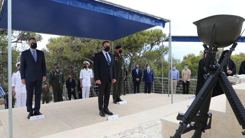 Ν. Παναγιωτόπουλος: Οι Ειδικές Δυνάμεις αιχμή του δόρατος για την εθνική ανεξαρτησία