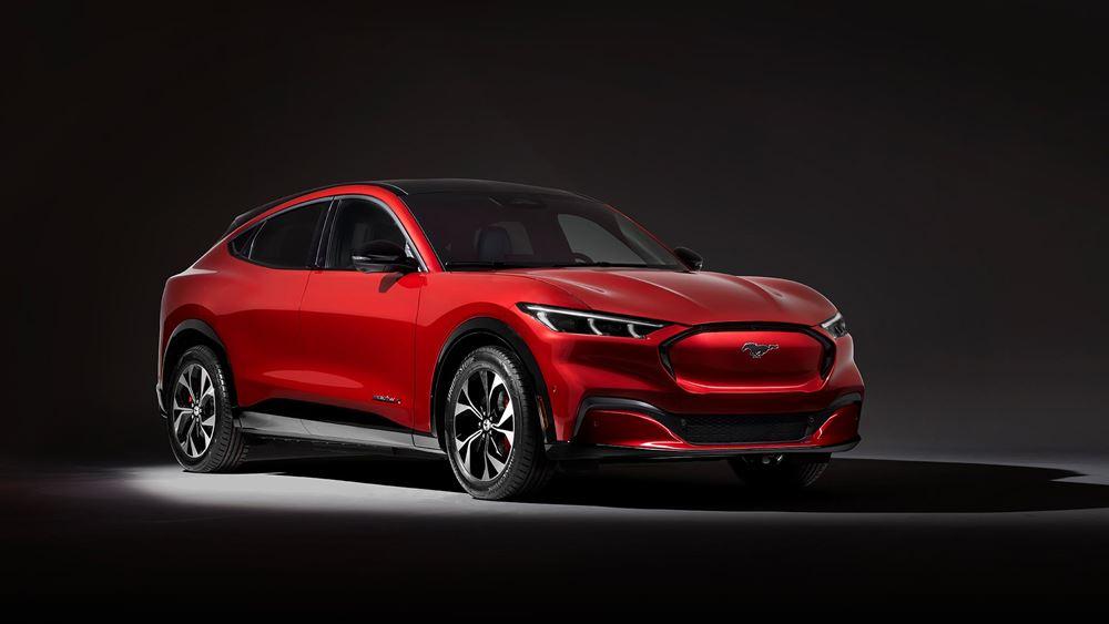Με ευρωπαϊκό προσανατολισμό η ηλεκτρική Ford Mustang Mach-E
