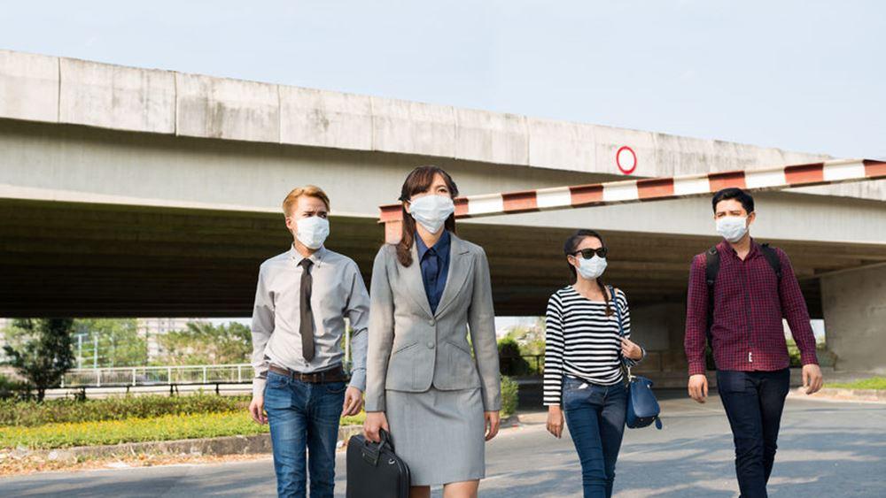"""Παγκόσμια """"πανδημία"""" η ατμοσφαιρική ρύπανση"""
