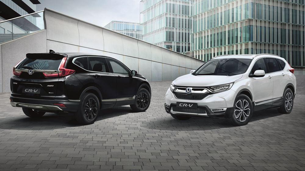 Διαθέσιμο το νέο Honda CR-V e:HEV