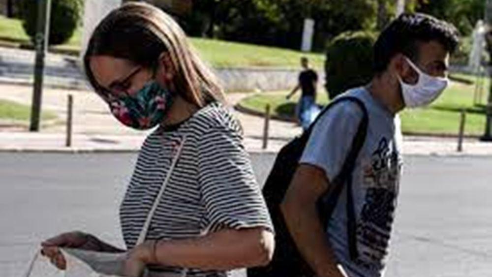 Χ. Γώγος: Γιατί δεν πετάμε ακόμα τις μάσκες - Τι είπε για τα τοπικά lockdown