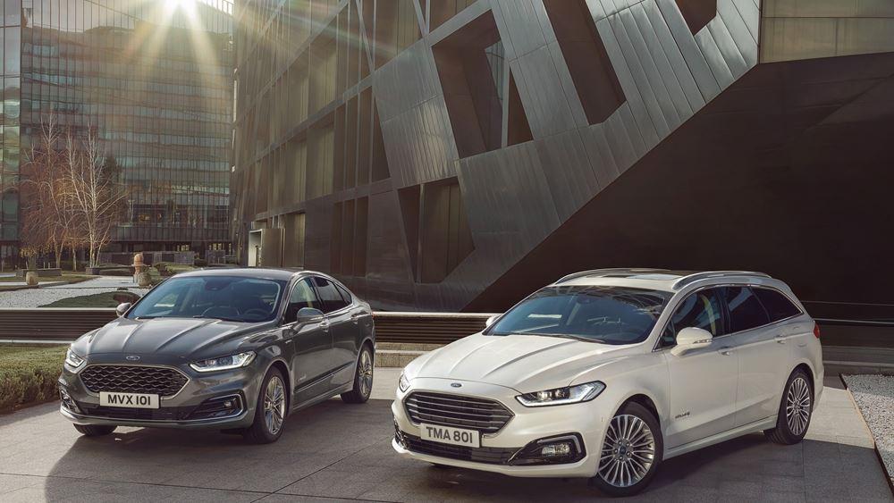 Ford Motor: Αναμένει χρεώσεις 800-900 εκατ. δολ.