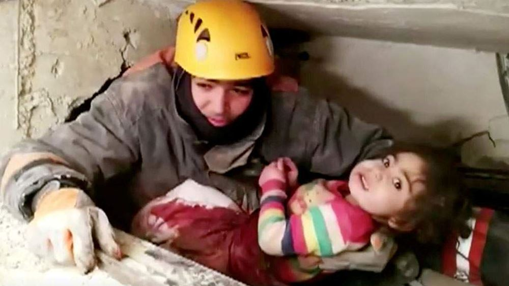 Τουρκία: Στους 39 οι νεκροί από τον σεισμό