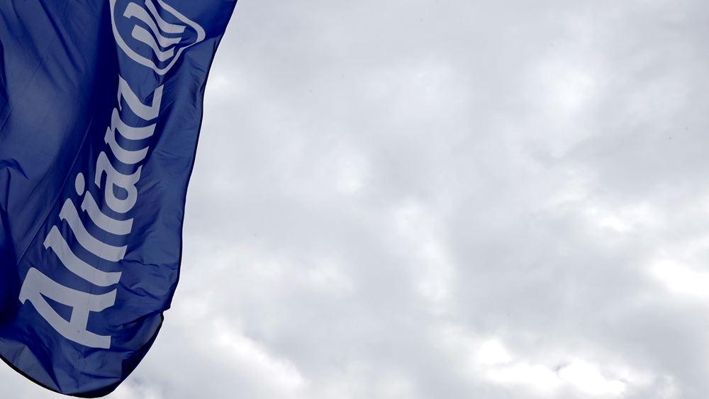 Allianz: Καλύτερα των εκτιμήσεων τα κέρδη β΄ τριμήνου
