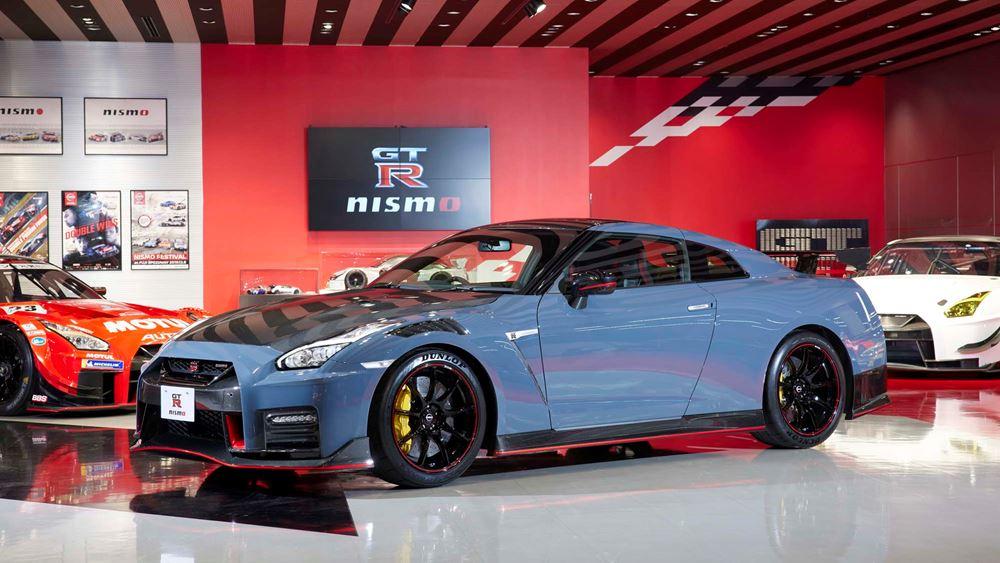 Αποκάλυψη για το Nissan GT-R Nismo Special Edition