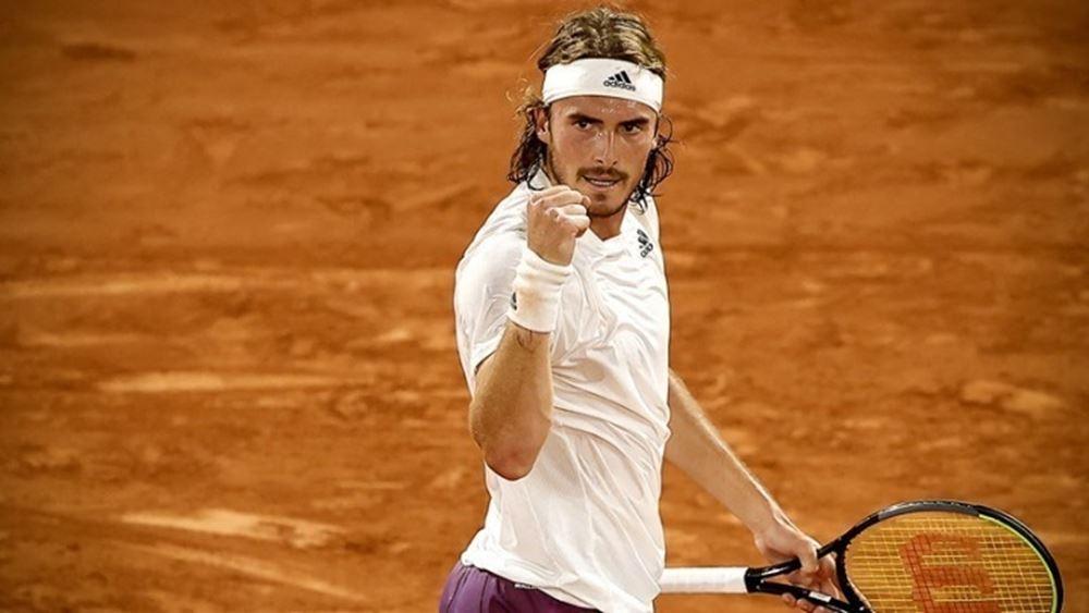 Ν. Δένδιας: Στο κορυφαίο επίπεδο του τένις παγκοσμίως ο Σ. Τσιτσιπάς