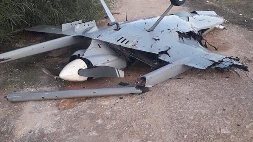 Χάφταρ: Καταρρίψαμε τουρκικό drone έξω από την Τρίπολη