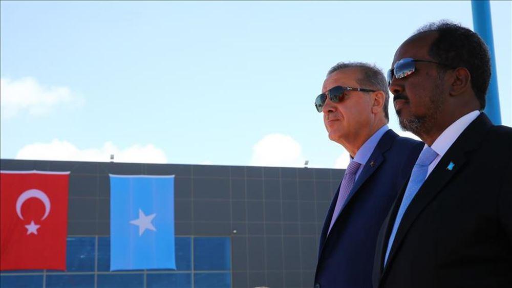 Σφίγγει τη θηλιά η Τουρκία: Τώρα ο Ερντογάν θέλει το πετρέλαιο της Σομαλίας