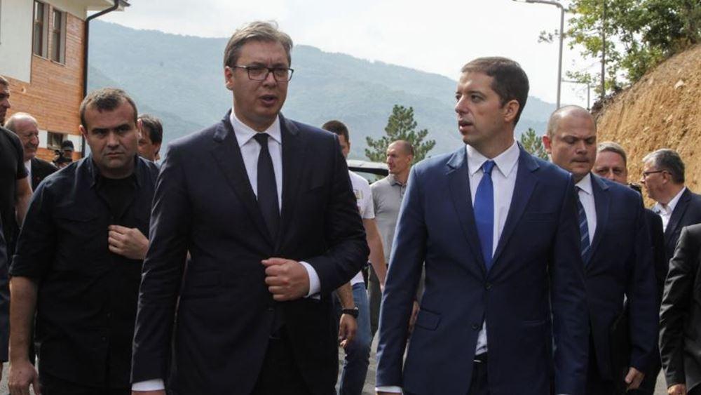 Βούτσιτς: Οι Σέρβοι του Κοσόβου να διαδηλώσουν κατά των δασμών στα σερβικά προϊόντα