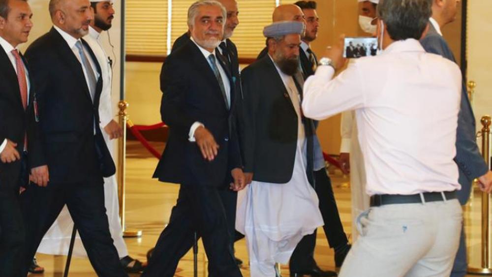 Συνάντηση αφγανικής κυβέρνησης - Ταλιμπάνστο Κατάρ για ειρηνευτικές διαπραγματεύσεις