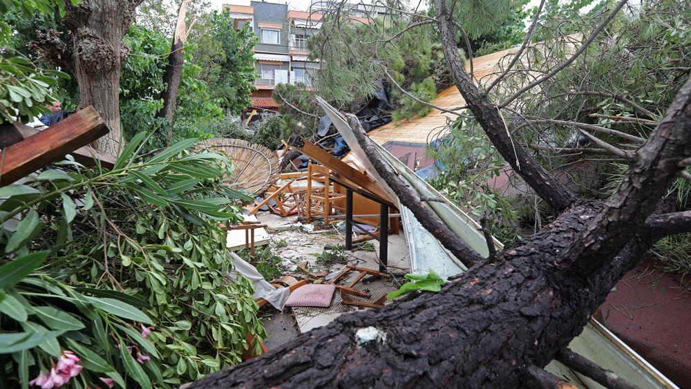 ΔΕΔΔΗΕ: Συνεχίζεται η αποκατάσταση των προβλημάτων ηλεκτροδότησης στη Χαλκιδική