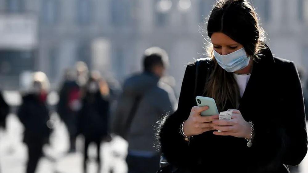 Τσεχία: Κυβερνητική εντολή στους πολίτες να φορούν μάσκες σε δημόσιους χώρους