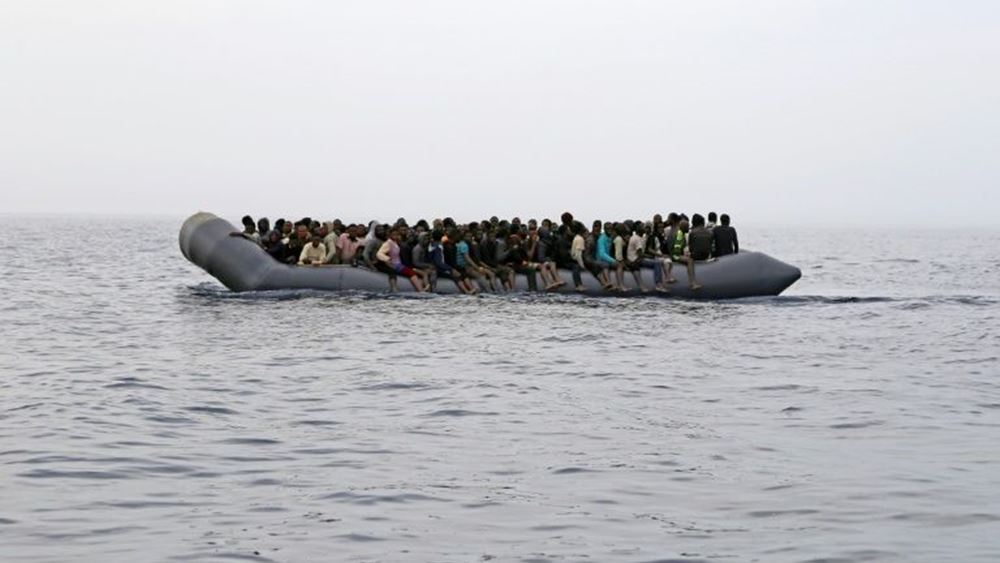 Στους 2.292 οι πρόσφυγες/μετανάστες που έφθασαν στο Β. Αιγαίο από τη Δευτέρα