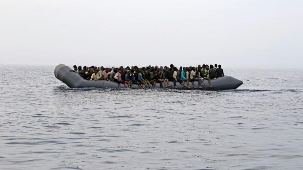 Frontex: Αύξηση 46% στις αφίξεις μεταναστών στην ανατολική Μεσόγειο