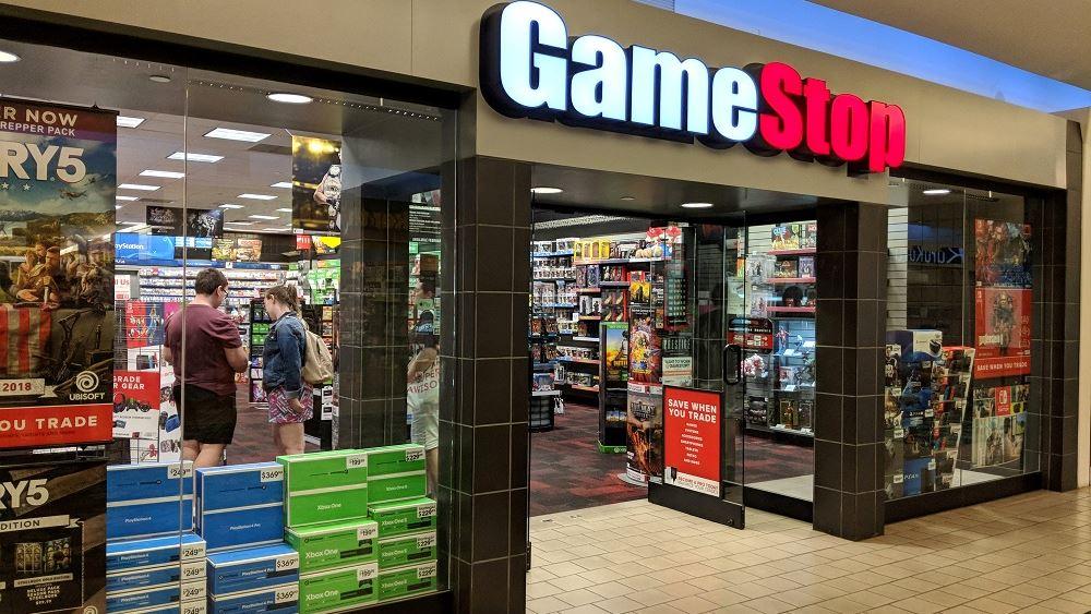 Οπισθοχώρηση για την GameStop μετά την άνοδο έως και 18% στις προσυνεδριακές συναλλαγές