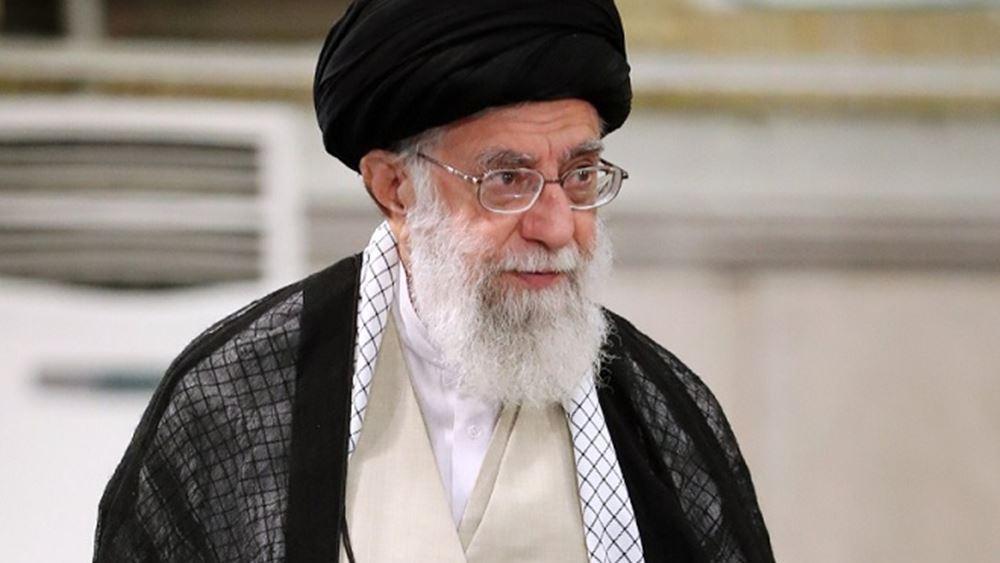 """Ιράν: """"Μεγάλο σφάλμα"""" χαρακτηρίζει ο αγιατολάχ Χαμενεΐ τις δηλώσεις του ΥΠΕΞ"""