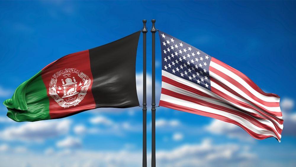 ΗΠΑ Αφγανισταν