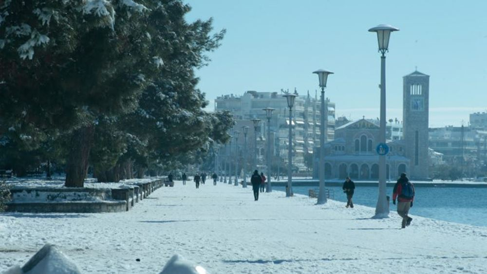 Βόλος: Προβλήματα στο Πήλιο, ακόμα και μέσα στον Βόλο, από τη σφοδρή χιονόπτωση