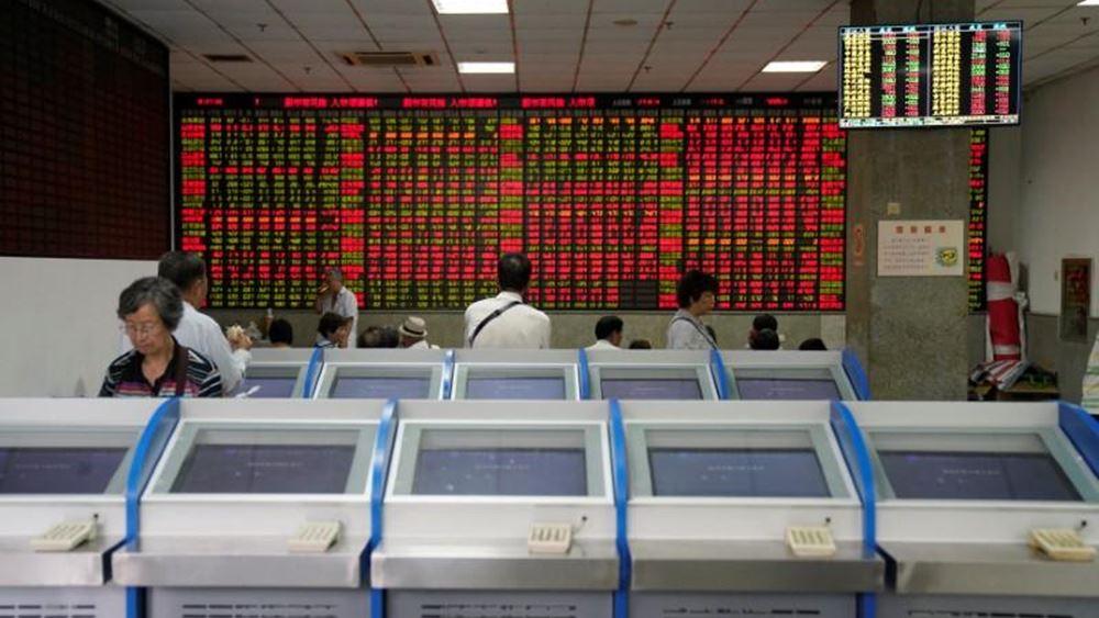 Αρνητικό κλίμα στις ασιατικές αγορές, με φόντο τη στασιμότητα στις διαπραγματεύσεις ΗΠΑ - Κίνας