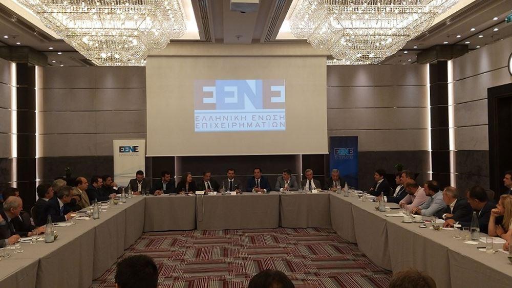 Ο Β. Αποστολόπουλος επανεξελέγη πρόεδρος της ΕΕΝΕ