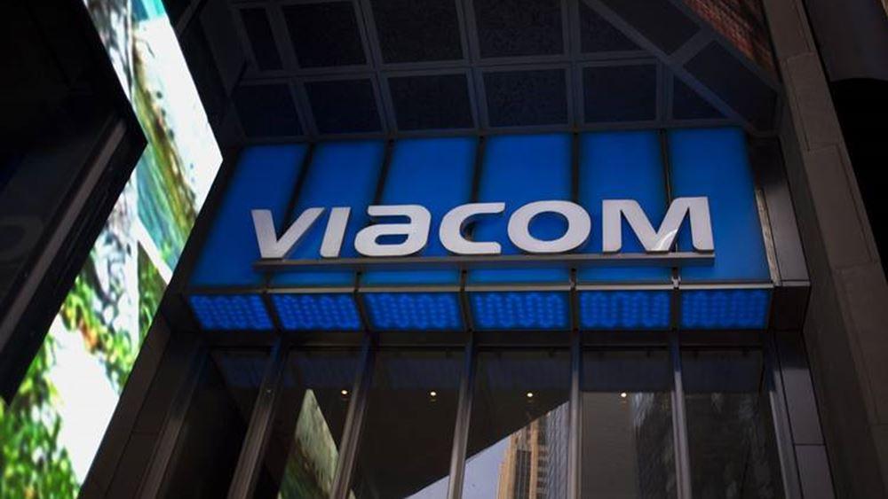 Viacom: Καλύτερα των εκτιμήσεων κέρδη και έσοδα δ΄ τριμήνου