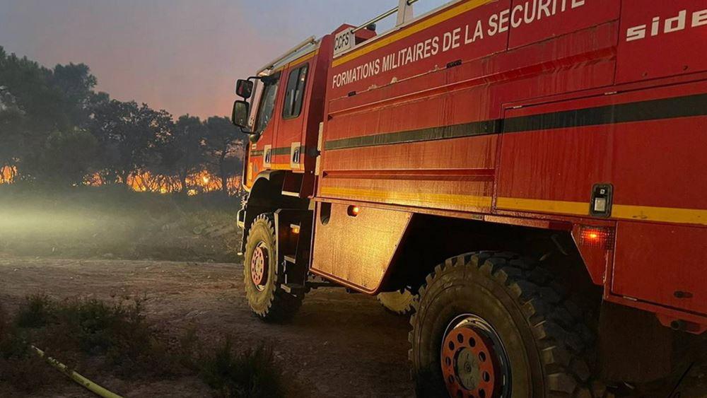Γαλλία: Εκπομπές-ρεκόρ του διοξειδίου άνθρακα από τιςπυρκαγιές του καλοκαιριού