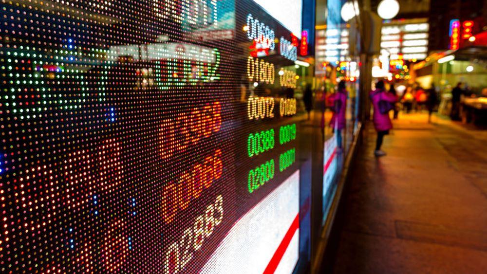 """Στο """"κόκκινο"""" τα ασιατικά χρηματιστήρια"""