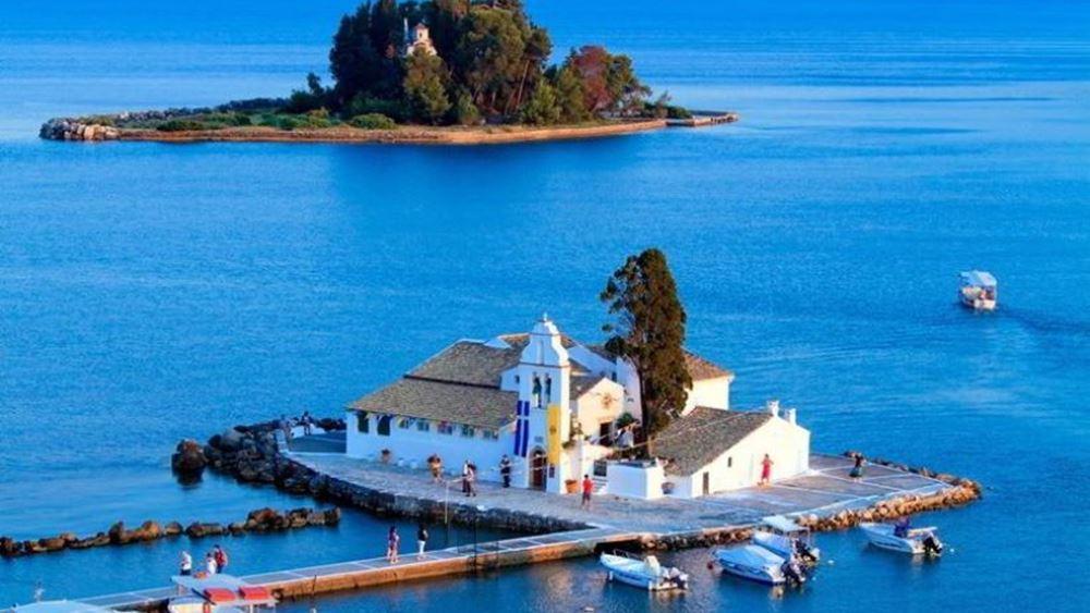 Βούλιαξαν φέτος από τουρίστες Ηράκλειο, Ρόδος και Κέρκυρα