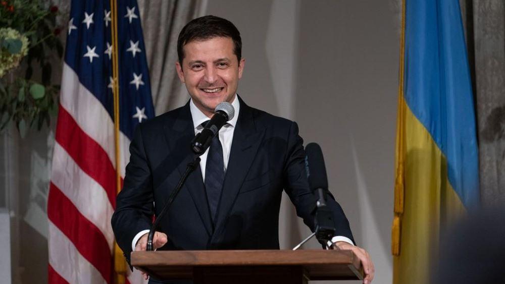 """""""Δεν με πίεσε κανείς"""", λέει ο Ουκρανός πρόεδρος για τη συνομιλία του με τον Τραμπ"""