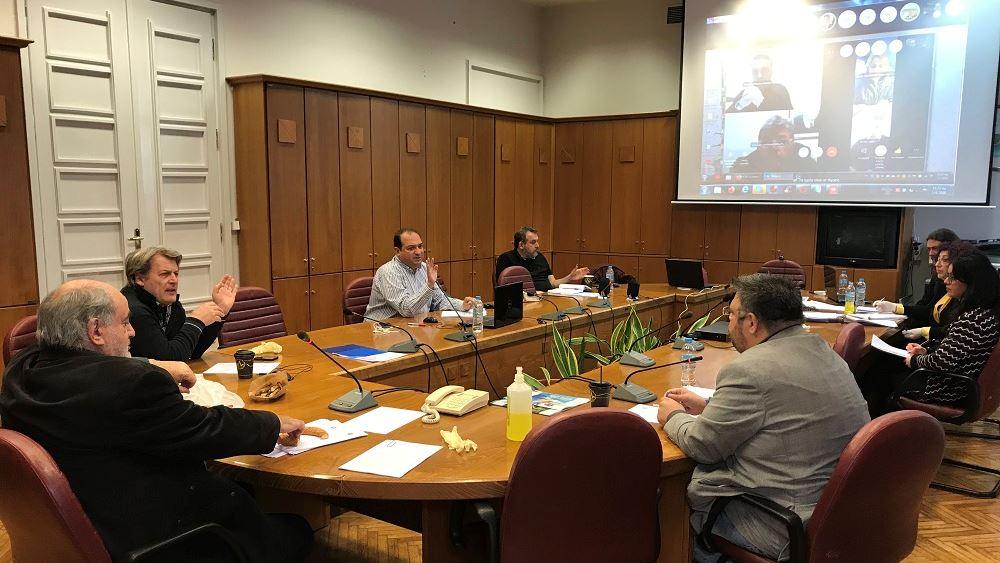 Ζορπίδης: Να ανοίξει… χθες η εστίαση - Αίτημα του ΕΕΘ για επαναλειτουργία των καταστημάτων