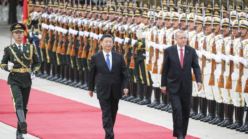 Η οικονομική εκστρατεία του Πεκίνου: Ο Ερντογάν ξεπουλάει και η Κίνα βρίσκει ευκαιρία να αγοράσει υποδομές