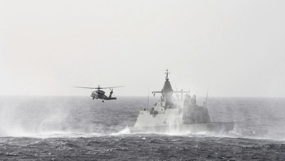 Συνεκπαίδευση ναυτικών μονάδων της Ελλάδας και των Ηνωμένων Αραβικών Eμιράτων