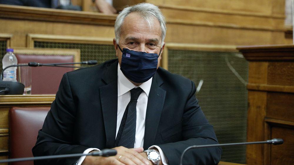 Μ. Βορίδης: Ποσό 30 εκατ. ευρώ περίπου για ενίσχυση 39.368 αιγοπροβατοτρόφων