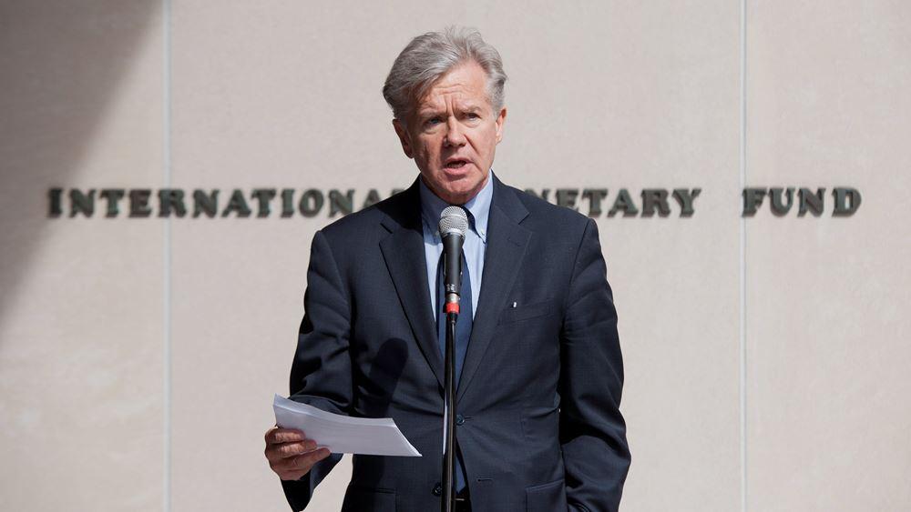 Τζ. Ράις: Ανέκαθεν το ΔΝΤ θεωρούσε τα πλεονάσματα 3,5% τροχοπέδη για την ανάκαμψη