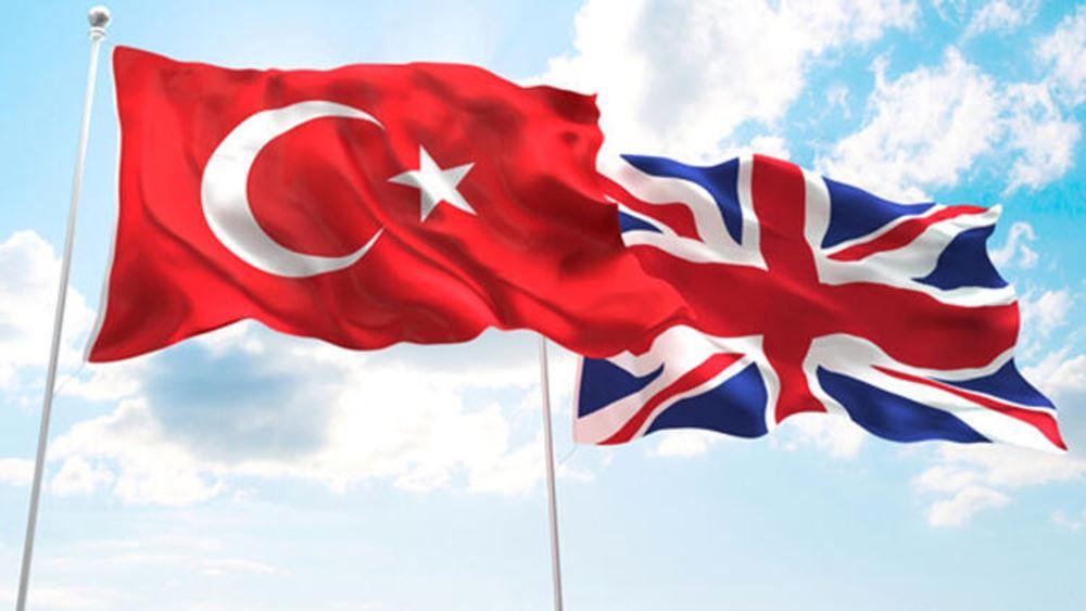 Η Βρετανία αναστέλλει τις εξαγωγές όπλων προς την Τουρκία λόγω Συρίας